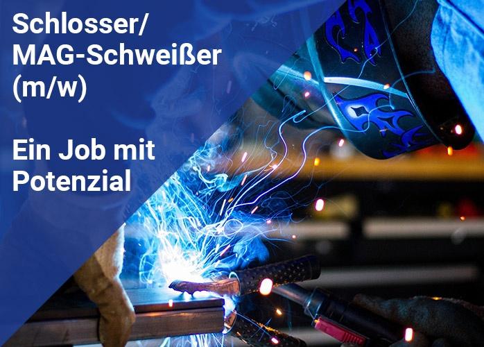 Job Schlosser Schweißer