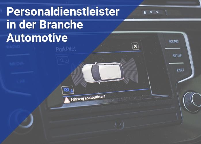 Personaldienstleister-Automotive
