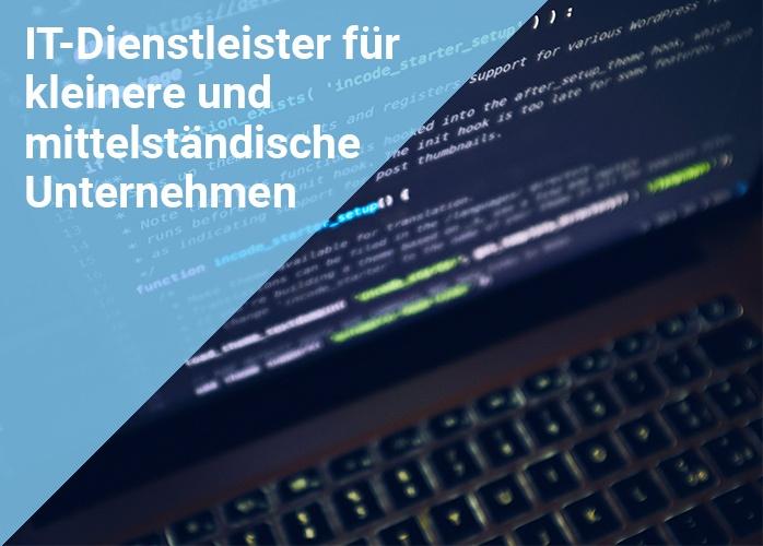 IT-Dienstleister kleinere und mittelstaendische Unternehmen