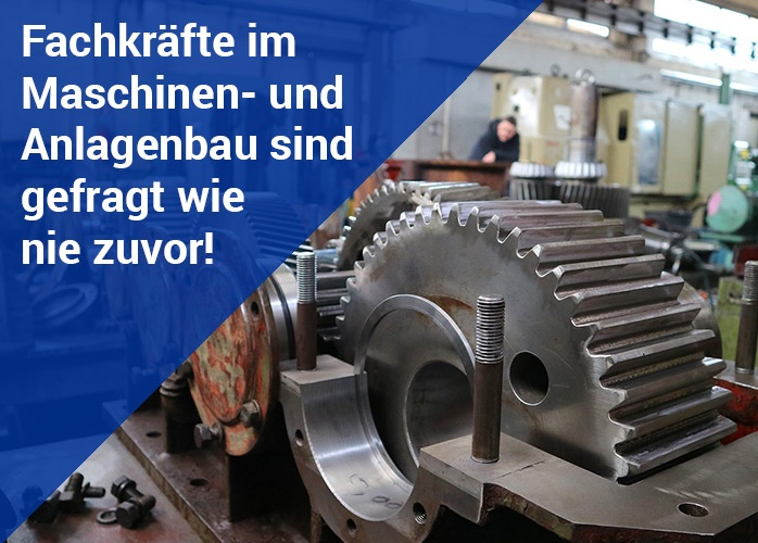 Maschinenbau Personal