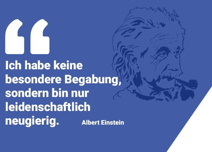 Zitat Albert Einstein Bewerbung