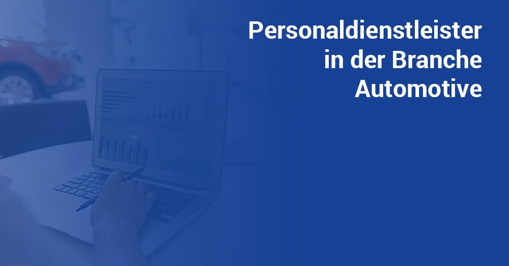 Personaldienstleister-Automotive
