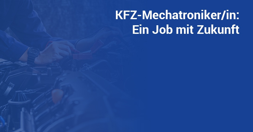 Kfz-Mechatroniker Job