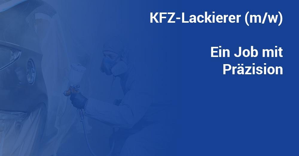 kfz-lackierer