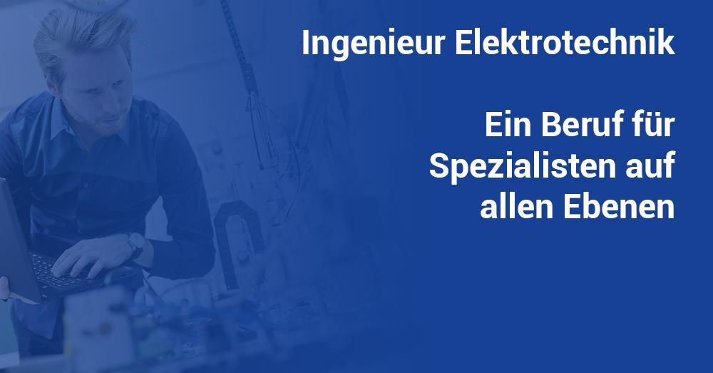 Ingenieur Elektrotechnik