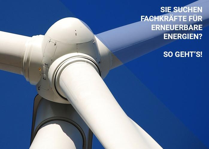Fachkraefte erneuerbare energien finden