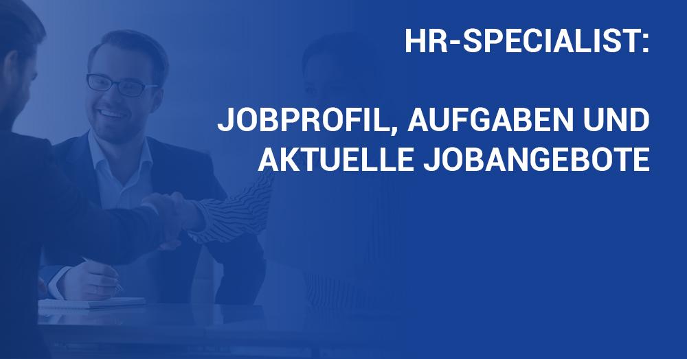 Titelbild HR-Specialist