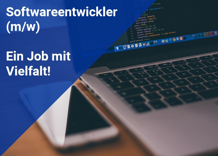 Softwareentwickler Job mit Vielfalt